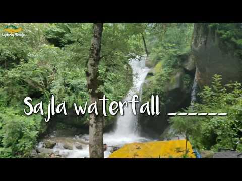 Sajla Waterfall Vlog 2019 Manali Kullu Exploring Himalayas