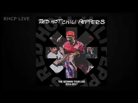 Red Hot Chili Peppers - The Getaway Tour Live 2016/2017