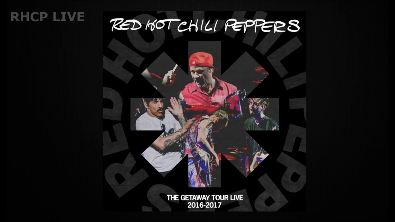 red hot chili peppers the getaway tour live 2016 2017 youtube. Black Bedroom Furniture Sets. Home Design Ideas