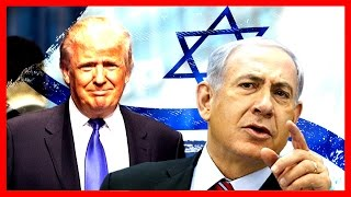 President Donald Trump and Prime Minister Benjamin Netanyahu, From YouTubeVideos