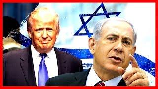 President Donald Trump and Prime Minister Benjamin Netanyahu
