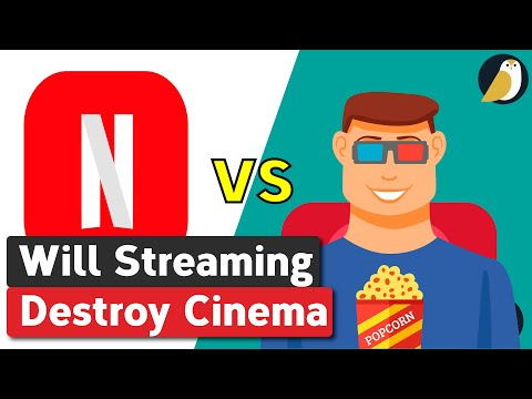 Will Netflix Destroy Cinema? (Streaming Vs Cinema)