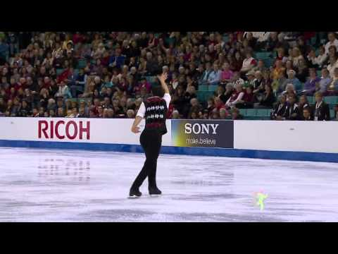 Patrick CHAN - CDN Nat 12 - SP
