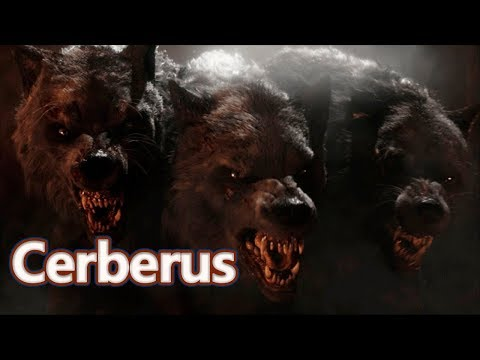 Cerberus: The Three headed Dog of the Underworld - Mythological Bestiary #05
