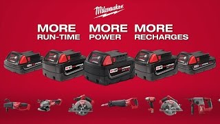 Milwaukee® M18 REDLITHIUM™ XC5.0 Battery