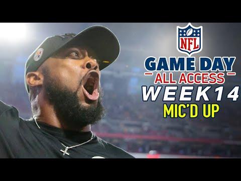 NFL Week 14 Mic'd Up,