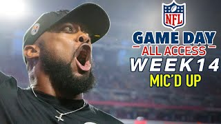 NFL Week 14 Mic'd Up,