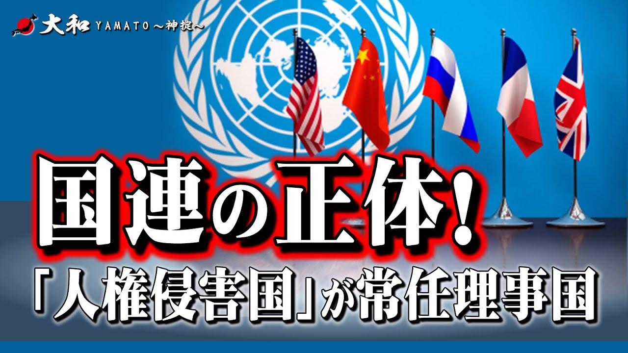 国連 の 正体