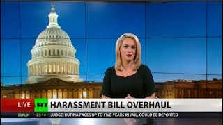 'Common sense': Bipartisan bill takes #MeToo to Congress