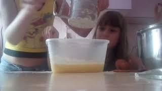 Рецепт вкусных и простых блинов на воде.