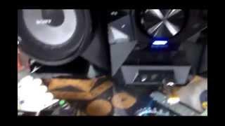 Sony MHC-ECL77BT Mini-HiFi System.
