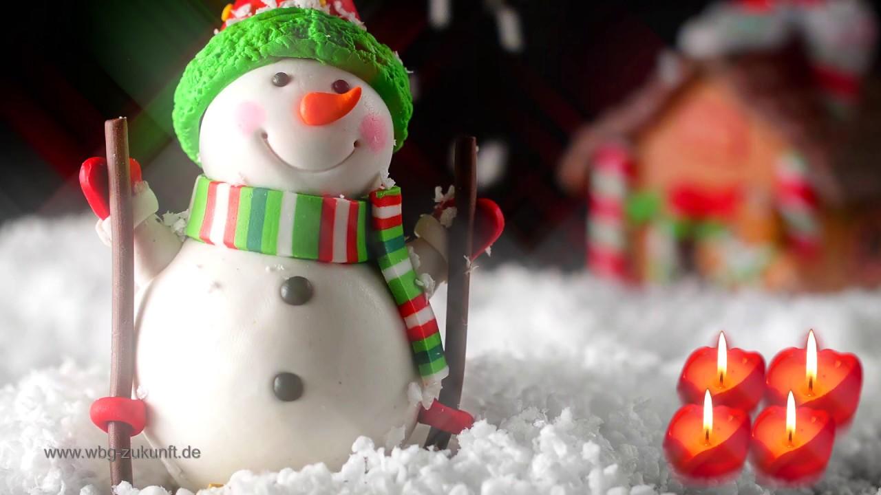 Weihnachtsvideo Youtube