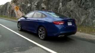 Test Drive: 2015 Chrysler 200 S AWD