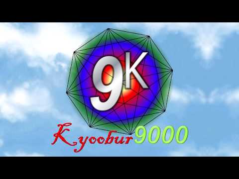 Kyoobur9000 Logo WITH (Fixed) MUSIC!!!!!
