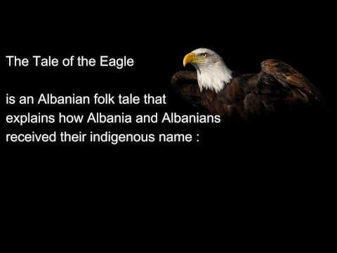 The Tale Of The Eagle - Albanian Mythology