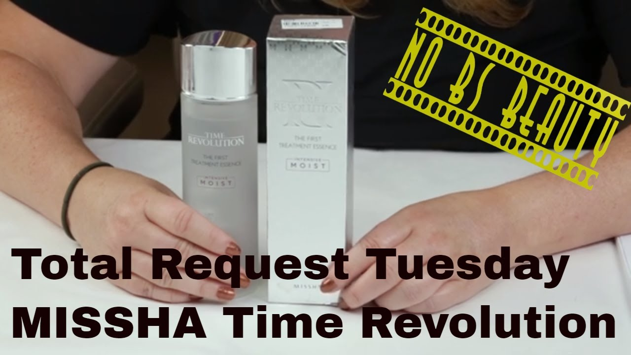 Time Revolution The First Treatment Essence Intensive Moist by Missha #13