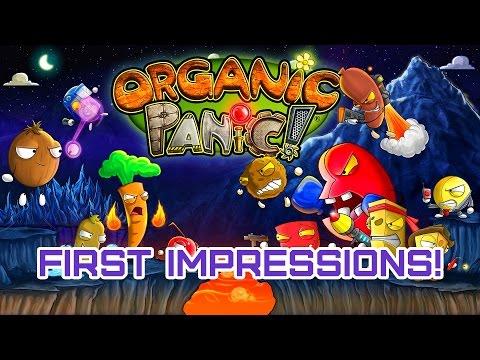 Organic Panic (Xbox One) - First impressions!