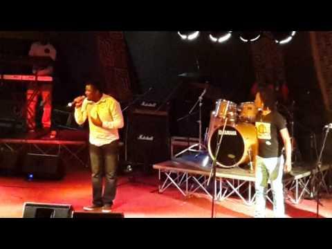 Skeffa Chimoto Live in Lusaka 2014