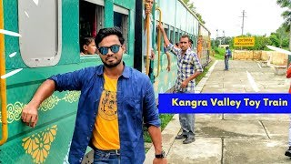 Kangra Valley Toy Train | Toy Trains in India | 200Journeys
