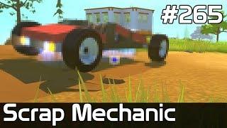 Scrap Mechanic Po Polsku [#265] Budujemy Voltic Rocket z GTA /z Lucek