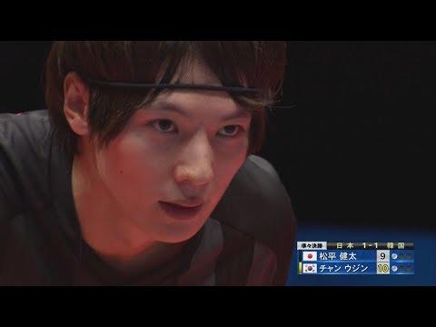 【イケメン】男子卓球選手ランキング!【1位】はあのイケメン選手!