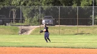 Jenna Haefeli - Outfield - Bowie Blue Jays - www.PlayInSchool.com