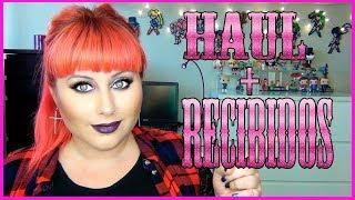 Haul + Recibidos (Ropa, maquillaje, lentillas...)
