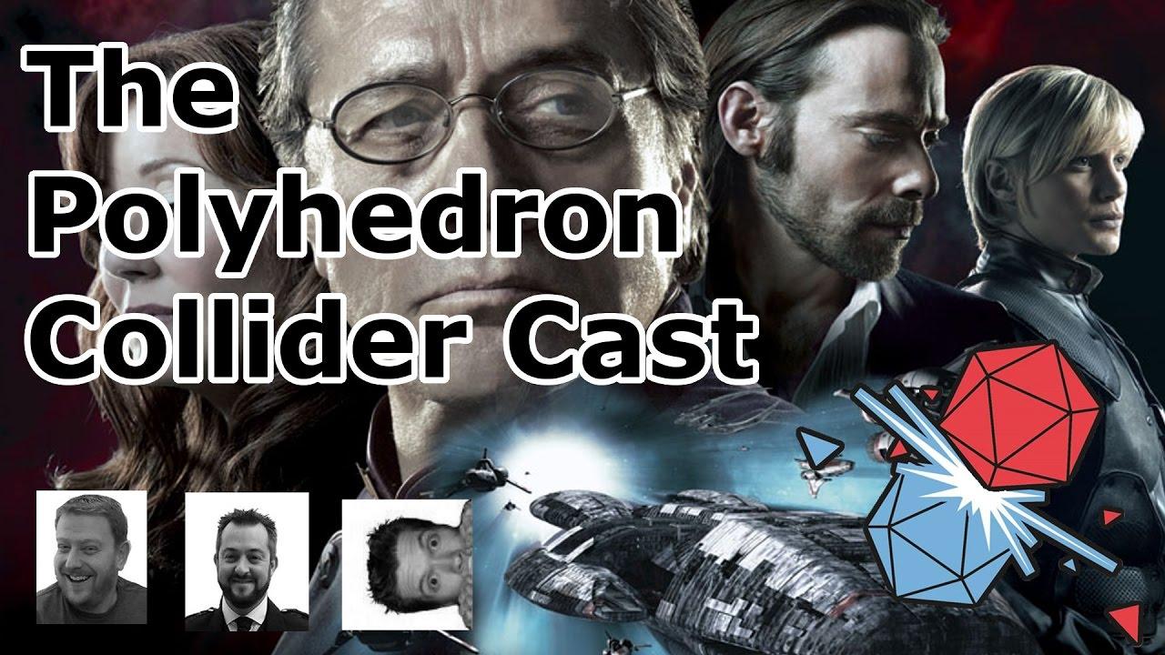 the polyhedron collider cast episode 14 battlestar galactica captain sonar christmas gift ideas - The Christmas Gift Movie Cast