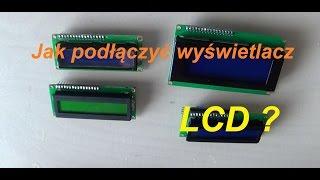 70. Jak podłączyć LCD do Arduino ?