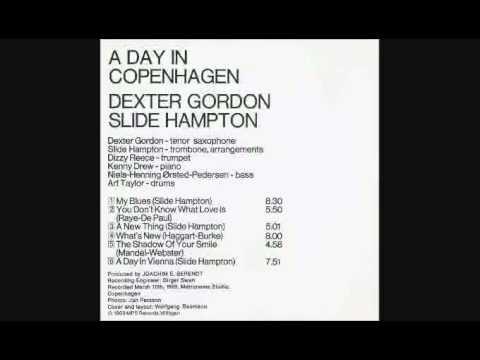 Dexter Gordon and Slide Hampton - A Day In Vienna