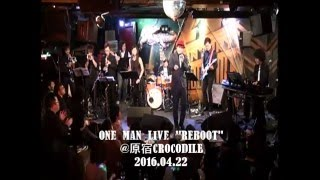 "2016.04.22 Yascotti One Man Live ""REBOOT"" ""There must have been a g..."