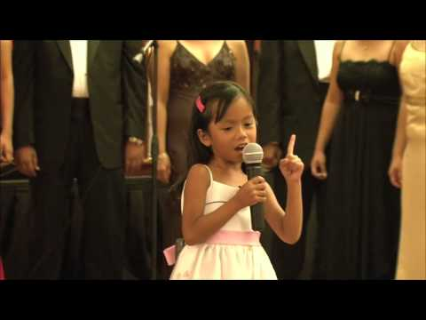 I am But a Small Voice (Ako'y Munting Tinig) - Oneng Redila 6 yrs old