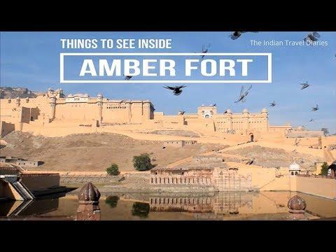 Amber Fort   Must Visit in Jaipur  