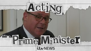 Acting Prime Minister: Mark Francois on losing his dad and his pre-Brexit epiphany | ITV News