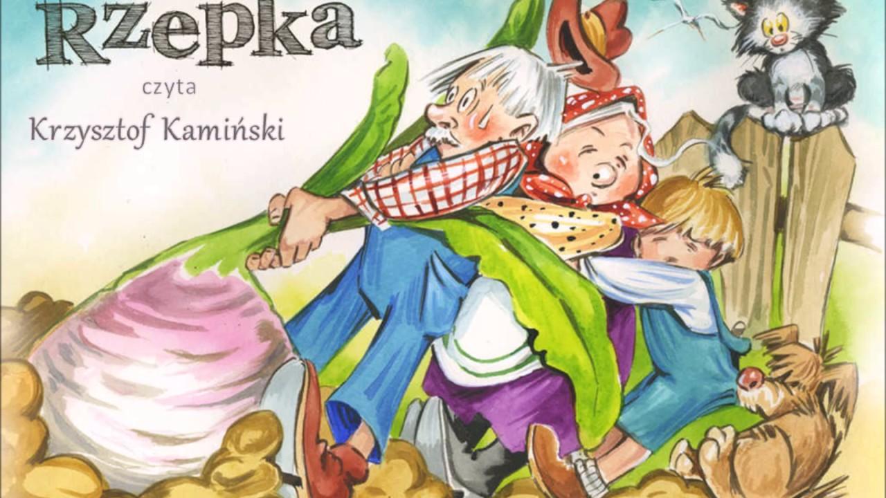 Rzepka Julian Tuwim Czyta Krzysztof Kamiński