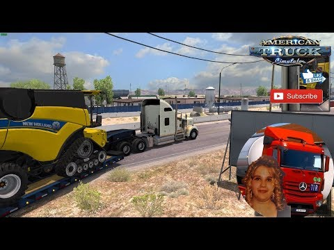 American Truck Simulator (1.31 Beta) Fix for Trailers and Cargo Pack v 2.0 + DLC's & Mods