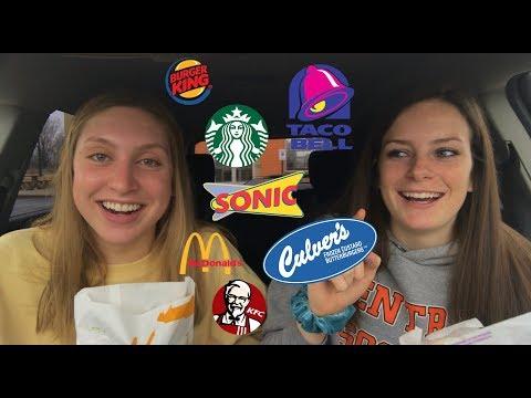 VEGAN fast food mukbang!!