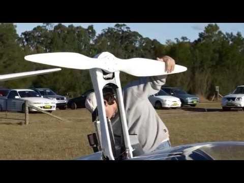 Sydney Gliding Motor glider Camden