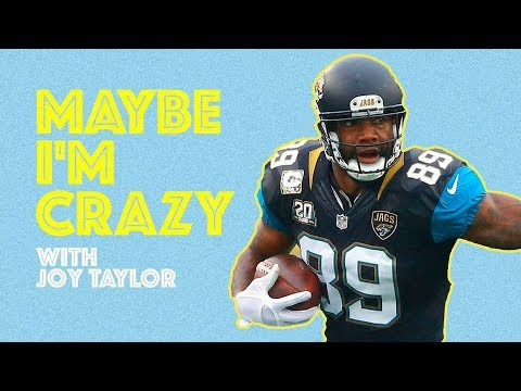 Marcedes Lewis Interview | Episode 29 | MAYBE I'M CRAZY