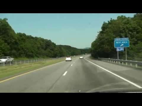 Scenic Road Trip - Charlottesville, VA