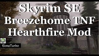 Skyrim SE- Breezehome TNF- Xbox One