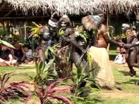 Vanuatu Culture village