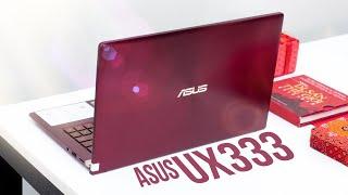 Asus Zenbook UX333: Mỏng nhẹ nhỏ gọn, numpad tích hợp bàn rê chuột, màu sắc mới độc đáo