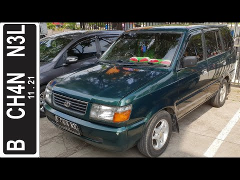 "Download In Depth Tour Toyota Kijang ""Kapsul"" SGX [F70] (1997) - Indonesia"