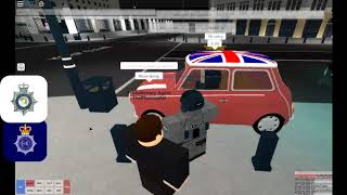 [Roblox City Of London] Uk CTFSO Armed Policing
