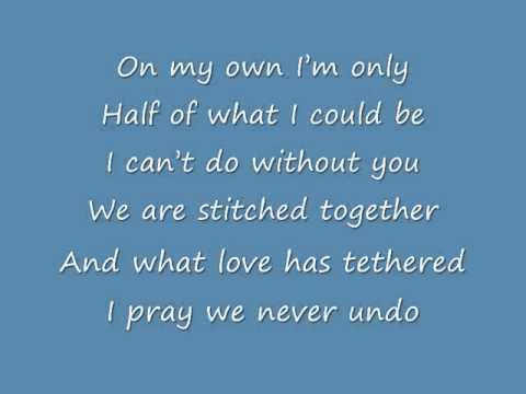 God Gave Me You- Dave Barnes