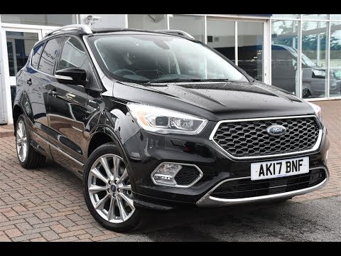 used ford kuga vignale 2 0 tdci 180 5dr auto shadow black. Black Bedroom Furniture Sets. Home Design Ideas