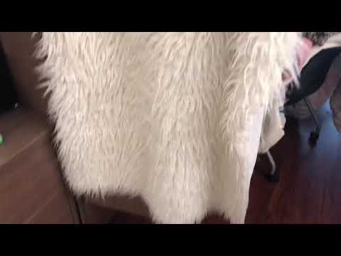 HOW TO CLEAN YOUR FUR RUG