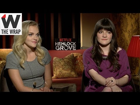 'Hemlock Grove' Stars Madeline Brewer and Madeleine Martin
