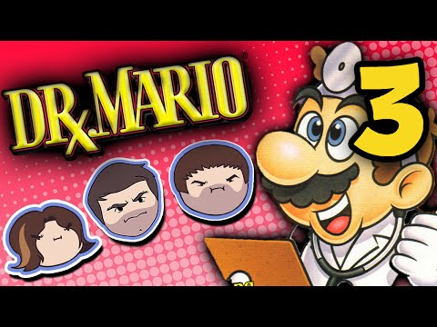 Dr. Mario: Attitude Adjustment - PART 3 - Grumpcade
